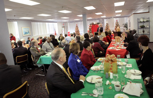 City of Norfolk Holiday Breakfast