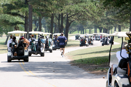 Teams Rally Together for Lake Taylor's Tee-Off for Tots Golf Tournament