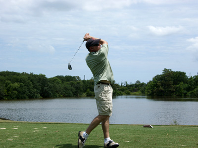 Lake Taylor Transitional Care Hospital's Annual Tee-Off for Tots Tournament proves to be a hit