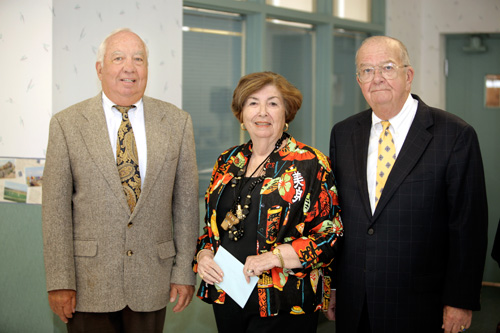 ELEANOR BRADSHAW RETIRES FROM LAKE TAYLOR TRANSITIONAL CARE HOSPITAL