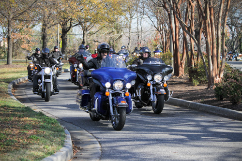 "Lake Taylor hosts 11th Annual ""Ride for the Children"""