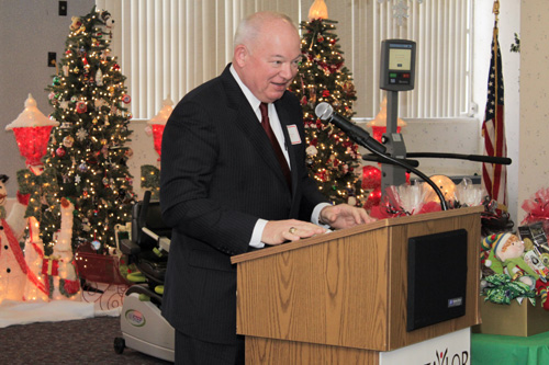City of Norfolk comes together for annual holiday breakfast at Lake Taylor