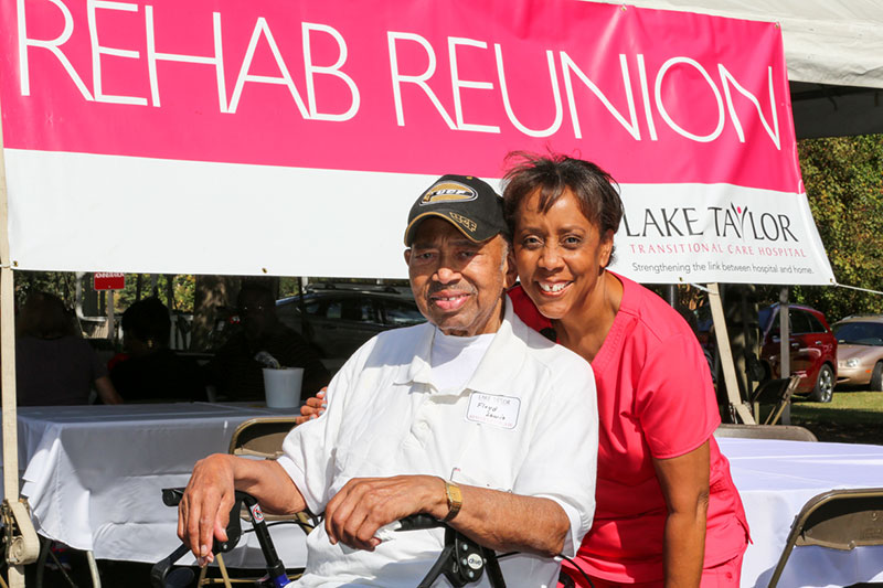 Former Rehab Patients Celebrate Victories of Recovery at 16th Annual Rehab Reunion