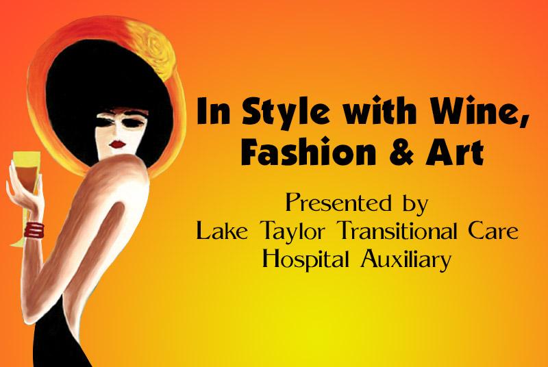 Lake Taylor Art and Fashion Show