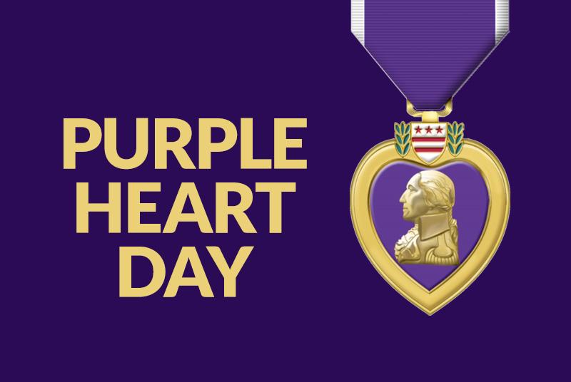 National Purple Heart Day