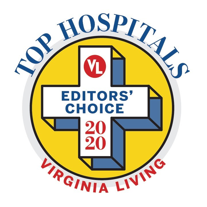 Virginia Living's Top Hospitals 2020