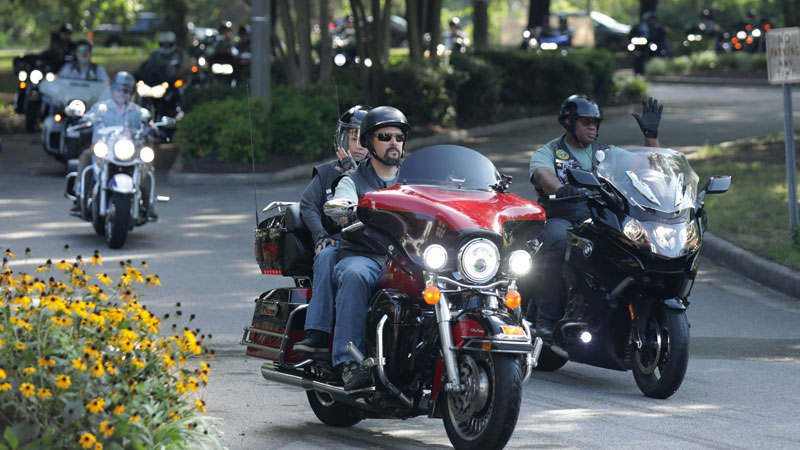 20th Anniversary Motorcycle Ride Benefits Young Hospital Patients